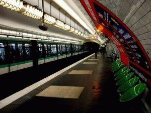 metro paris Линии скоростного метро RER