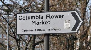 как добраться до Columbia Road Flower Market