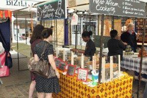 Greenwich Market рынок в Гринвич Лондон фото