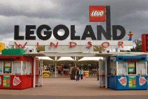 Парк Леголенд (Legoland) в Лондоне