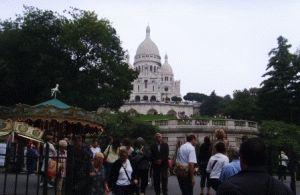 Montmartre Знаменитый Монмартр в Париже – район фото