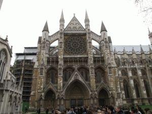 Westminster abbey Вестминстерское аббатство в Лондоне
