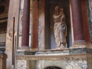 panteon пантеон в риме могила рафаэля фото