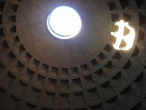panteon купол пантеона в риме фото