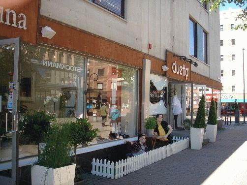 Тампере, Финляндия - фото витрин магазинов