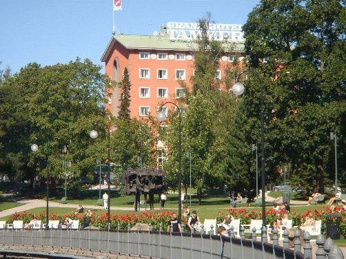 Тампере, Финляндия - фото отеля
