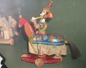 Музей детства Лондон игрушки фото