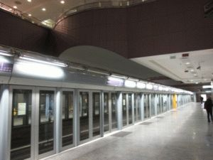 метро Турина фото