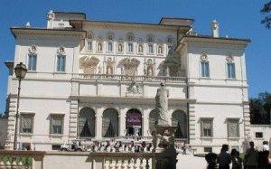 Галерея Боргезе в Риме – сокровища итальянского искусства