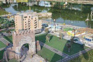 парк Италия в миниатюре фото