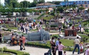 Парк Италия в Миниатюре Римини фото