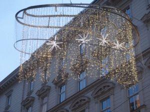 самостоятельная поездка на Рождество в Вену
