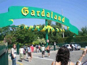Парк Гардаленд (Gardaland) фото