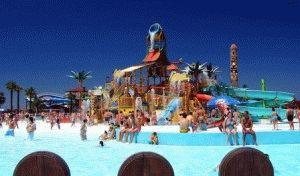 аквапарк Mirabilandia Beach фото