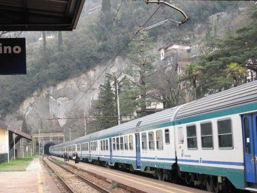 Варенна добраться на поезде фото