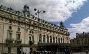 Музей д'Орсе в Париже