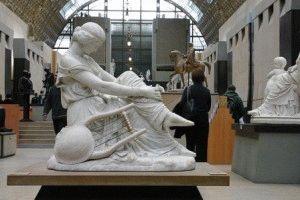 музей орсе париж скульптура фото
