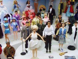 куклы барби музей игрушек прага фото