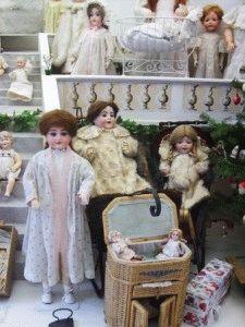 музей игрушек прага куклы фото
