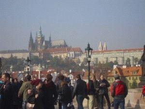экскурсии по Пражскому Граду Прага Чехия фото