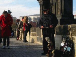 Пражский град с детьми фото