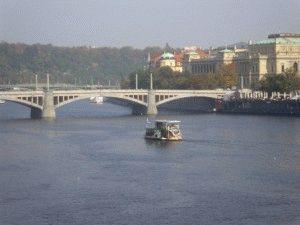 река влтава прогулка фото