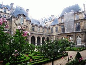 Musee Carnavalet музей карнавале париж фото