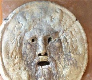 bocca-della-verita Уста Истины в Риме фото