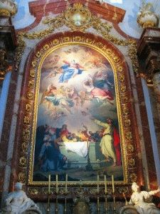 karlskirche церковь Карлскирхе в Вене фото