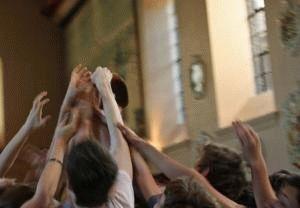 Вестминстерская школа перебрасывание блинчика
