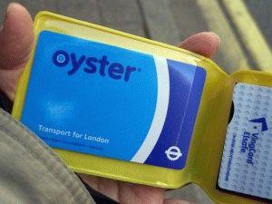 Ойстер Oyster проездной Лондон фото