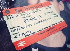 ТревелКард TravelCard проездной Лондон фото