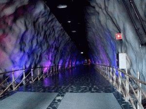 Санта Парк пещера в сопке Сювесенваара фото