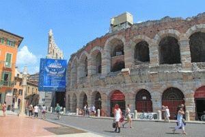 амфитеатр Arena di Verona Арена ди Верона фото