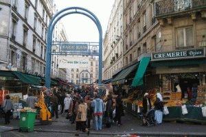 Dejean Париж блошиный рынок фото