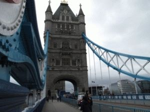 Тауэрский мост фото в Лондоне