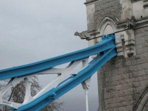 Тауэрский мост Лондон фото автора сайта