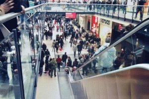 Boxing day распродажи Лондон фото