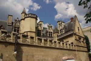 Термы Клюни - Музей Средневековья в Париже фото