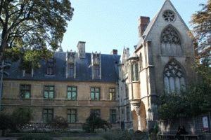 Музей Средневековья — термы и особняк Клюни фото