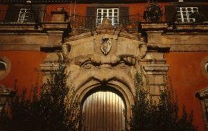 Дом Монстров Палаццо Дзукари Рим фото