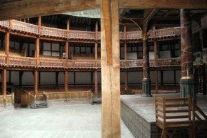 шекспировский театр глобус фото