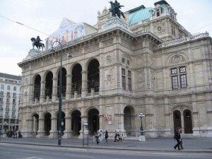 Венская опера (Staatsoper) фото