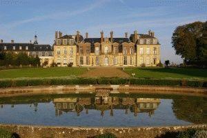 Замок Туари Париж фото