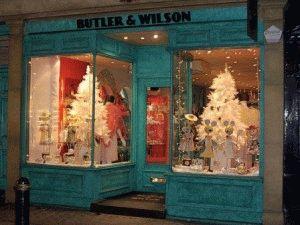 лондон рождество улицы фото