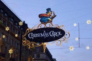 Рождество в Лондоне фото
