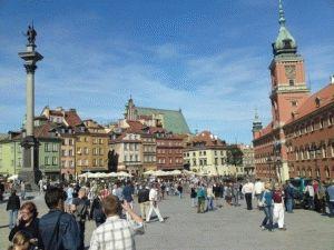 Лучшие достопримечательности Варшавы фото