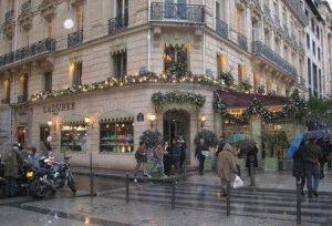 Погода в Париже в декабре фото
