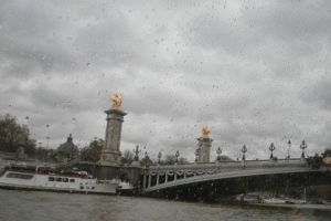 Погода в Париже в ноябре фото