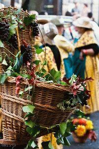 Праздник сбора винограда монмартр париж октябрь фото
